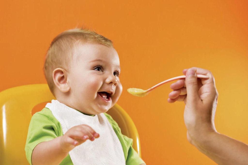 рацион ребенка до года и питание детей с 6 месяцев