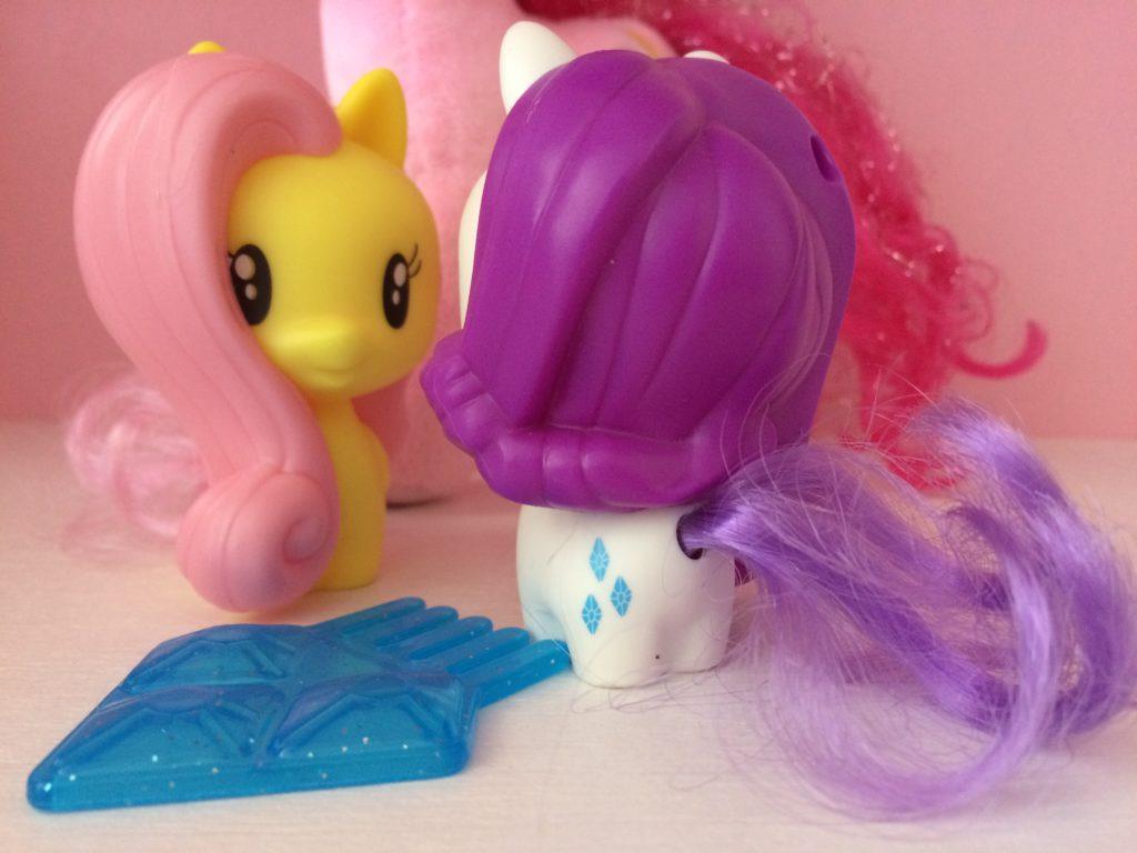 макдональдс my little pony
